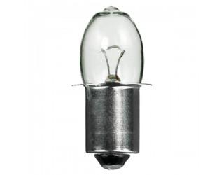 Satco S7970 - PR15 4.8V 2.4W P13.5S B3 1/4 - Miniature Light - 2.4 Watt - 4.8 Volt - B3.5 - SC Miniature Flanged (P13.5s) - Clear Finish