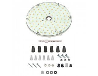 Satco S9132 - KolourOne LED Module Retrofit Kit - 19.5 Watt - 120 Volt - Direct Wired - 3,500 Kelvin