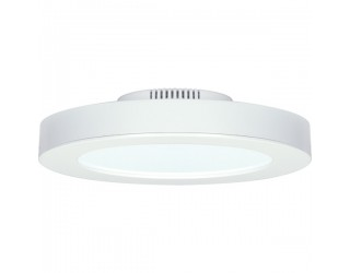 Satco S9190 - Blink LED Retrofit Fixture - 13.5WLED/7FL/WH/27K - 13.5 Watt - 120 Volt - Flush Mount - Direct Wired - Dimmable - 2,700 Kelvin (Warm White)
