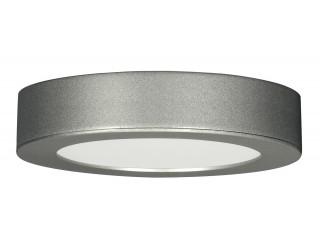 Satco S9194 - LED Retrofit Fixture - 13.5W/LED/7FLUSH/3K/DD/SN - 13.5 Watt - 120 Volt - Direct Wired - 3,000 Kelvin (Frosted White)