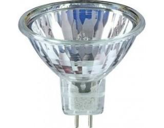 Sylvania 58324 - 35MR16/FL35/FMW/C 12V - 35 Watt - 12 Volt - Halogen - MR16 - 2-Pin (GU5.3) - Tru-Aim - Dichroic - Covered Glass