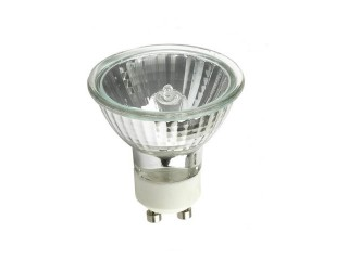 Topstar Premium JDR120V-50W/40DEG/GU10/FL - Halogen - 50 Watt - 120 Volt - JDR - Twist and Lock (GU10) - Cover Glass - 3,000 Kelvin