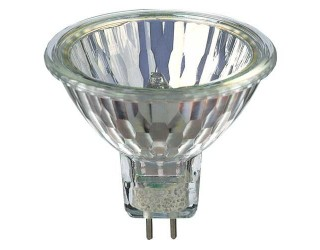 Topstar Premium MR16/EXZ/WC - 50 Watt - 12 Volt - Halogen - MR16 - 2-Pin (GU5.3) - Cover Glass - 2,950 Kelvin