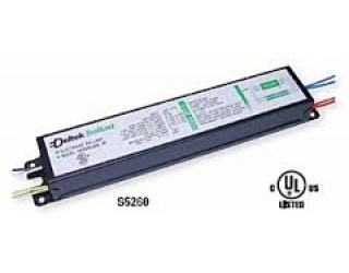T12 Electronic Fluorescent Ballast DB240MVRSN - Rapid Start - 120-277 Universal Voltage - Number of lamps 1-2