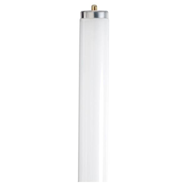 Sylvania 24830 F48T12//CW Straight T12 Fluorescent Tube Light Bulb