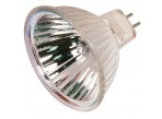 Sylvania 58300 - 20MR16/T/SP/C - Halogen - 20 Watt - 12 Volt - MR16 - Mini Bi-Pin (GU5.3/GX5.3) - Tru-Aim - Glass Covered - Clear Finish