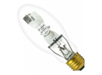 Sylvania 64479 - M175/U/MED - 175 Watt - High-Intensity Discharge (HID) - E17 - Medium (E26) - Clear - Metal Halide - 4,000 Kelvin